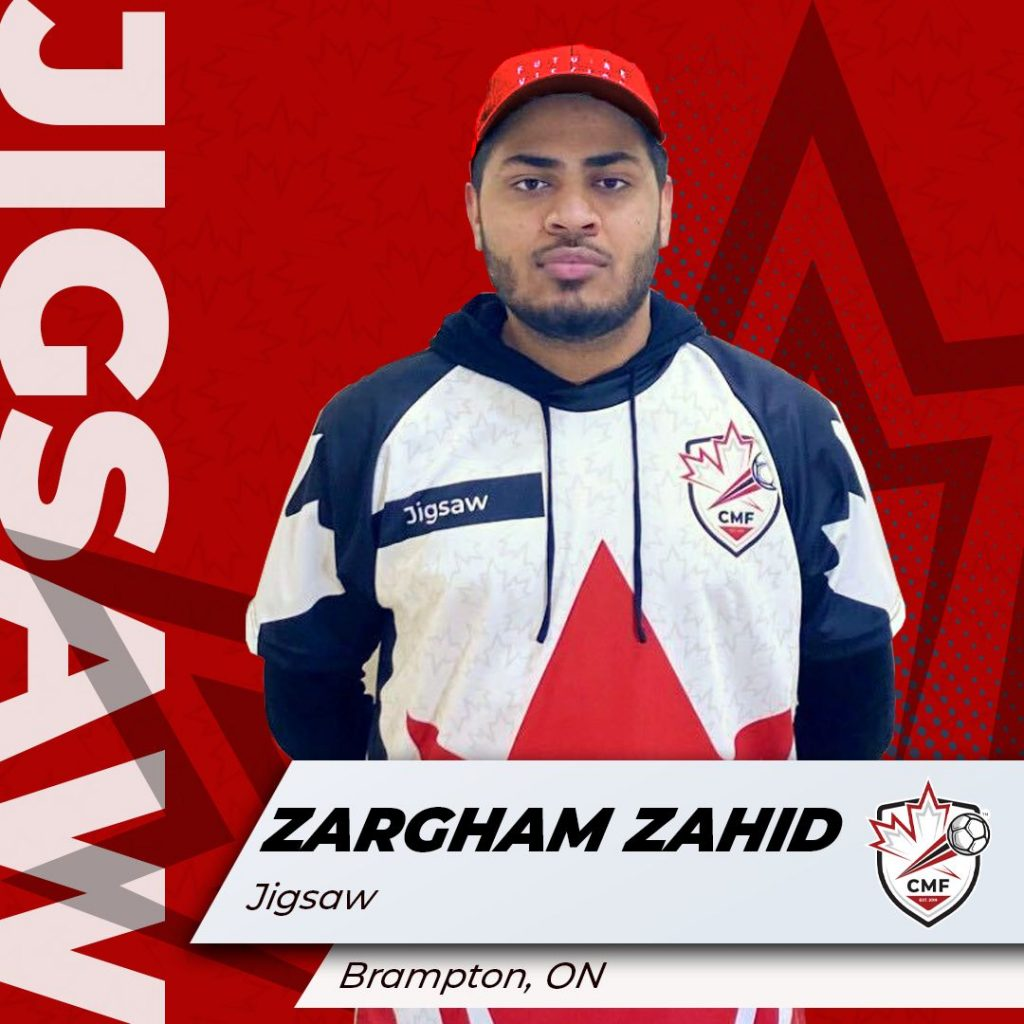 Zargham Zahid
