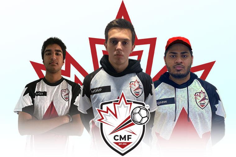 CMF eSports Athletes Part 1