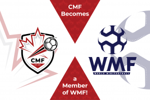 cmf becomes a member of wmf